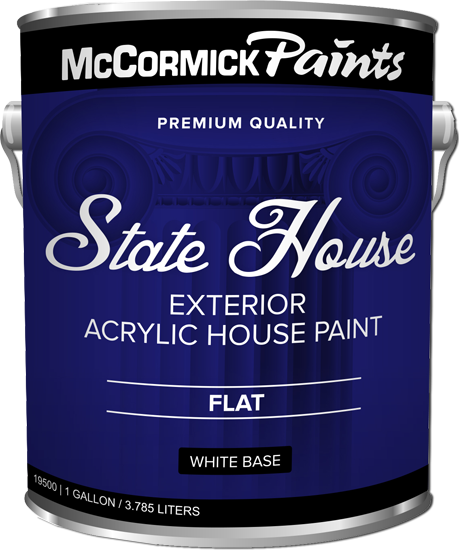State House Mccormick Paint 100