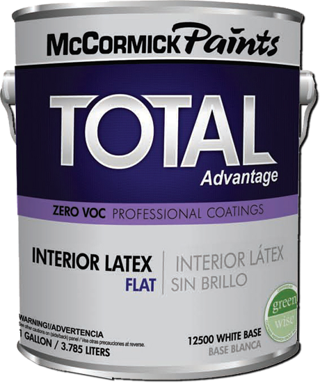Краска Total Advantage (McCormick Paint, США)