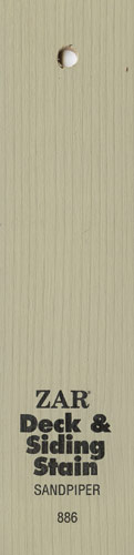 Solid Color Deck Siding Exterior Stain